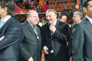 Gheorghe Stefan si Mircea Sandu(2)