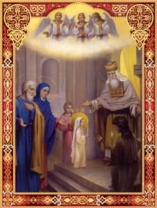 Intrarea Maicii Domnului Biserica