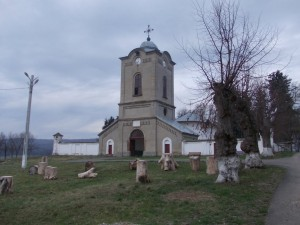 biserica din valeni