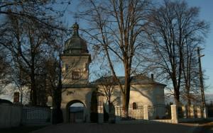 Biserica Sf Dumitru Gadinti 14