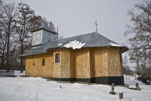 Biserica din lemn din Pancesti