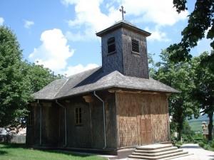 biserica din Sagna