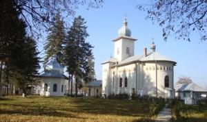 Biserica Adormirea Maicii Domnului Raucesti