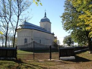 biserica din Miron Costin
