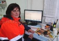 Mihaela Olaru, omul-orchestră de la Ambulanța județeană