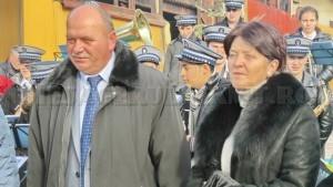 Dragoș CHITIC și Aurelia SIMIONICĂ