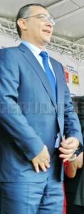 Victor Ponta la Piatra-Neamț