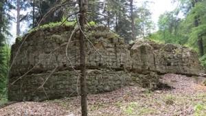 ruinele bisericii