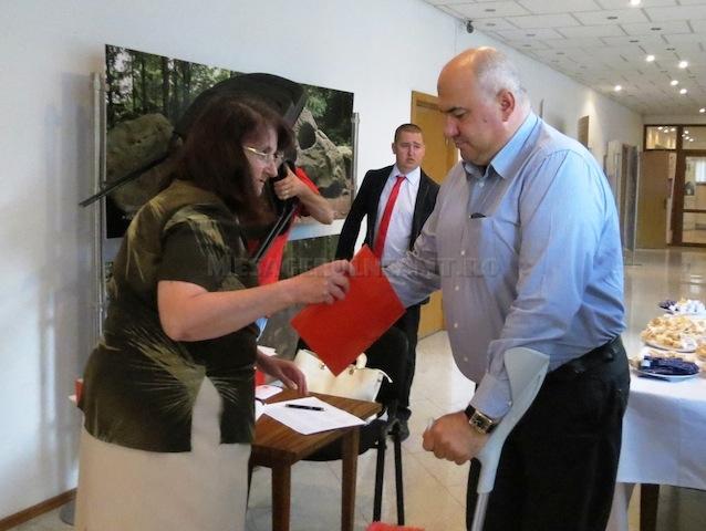 Senatorul Cadăr, imagine devotamentului față de PSD