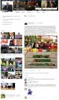 Piața Centrală: Chitic jubilează cum știe mai bine