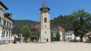 curtea domneasca Turnul lui Stefan