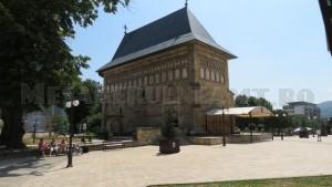 curtea domneasca biserica lui Stefan Piatra Neamt