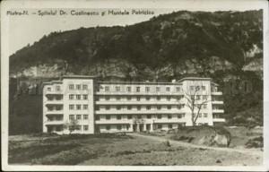 spitalul vechi