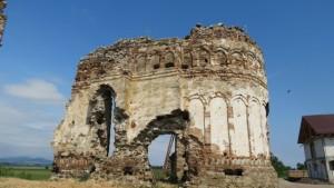 manastirea bociulesti 02 ruine