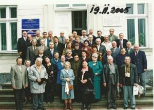 40 de ani generatia prof. TOC -C.N. P.RARES
