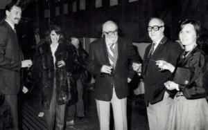 Ovidiu Toc (dreapta)