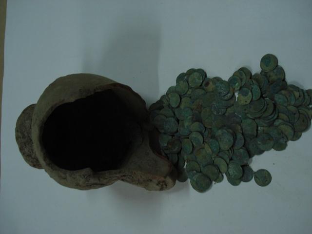 tezaur monede otomane