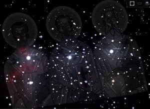 Constelatia Trisfetitelor