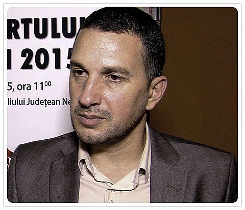 Costel Enache - antrenorul anului 2015 in Neamt_Fotor