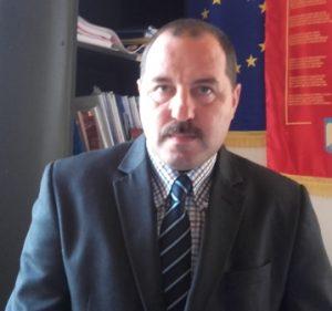 Danut Petraru, primarul comunei Bira