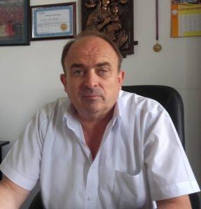 Gheorghe Iacob, primarul comunei Sgna