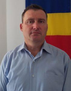 Mihai Cazamir, primarul comunei Boghicea