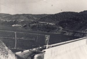 Bazinul hidrocentralei V.I. Lenin, Bicaz