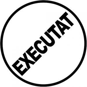 executat site