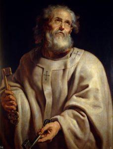 Sf AP Petru cu cheile Raiului