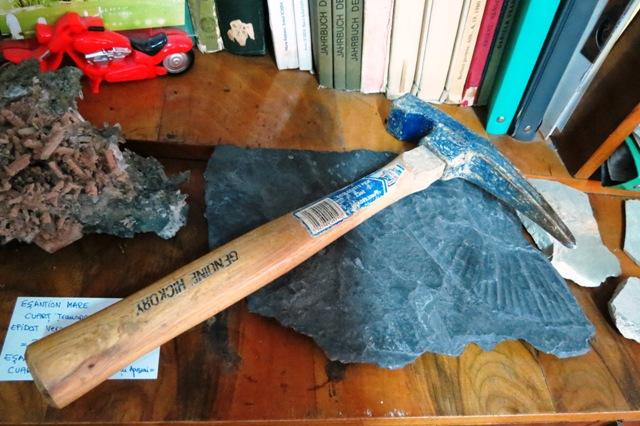ciocanul geologic