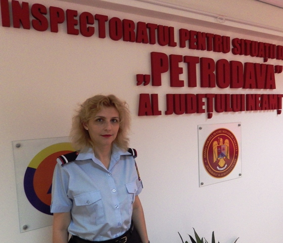 Sublocotenent Chiric Karin Roxana