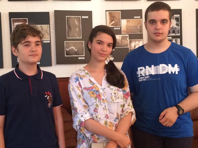 flavia pascal 06 calificati la olimpiada astronomie