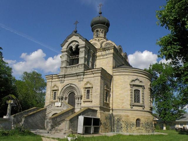 Biserica lui Nicolae Roznovanu
