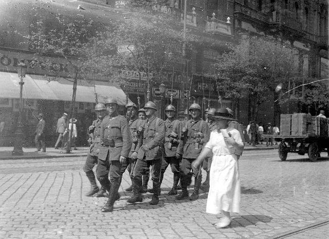 patrula romaneasca