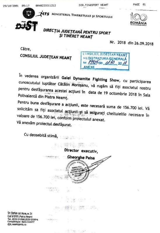 Document Morosanu 1