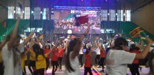 oia flashmob
