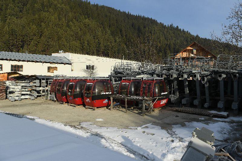 cabine și alte utilaje